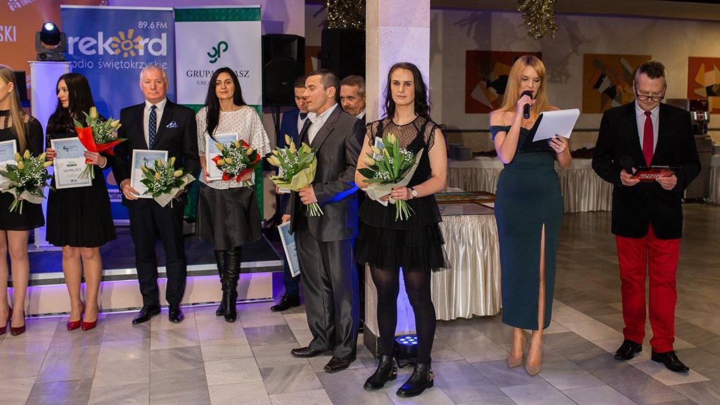 Olga wśród najpopularniejszych sportowców powiatu ostrowieckiego